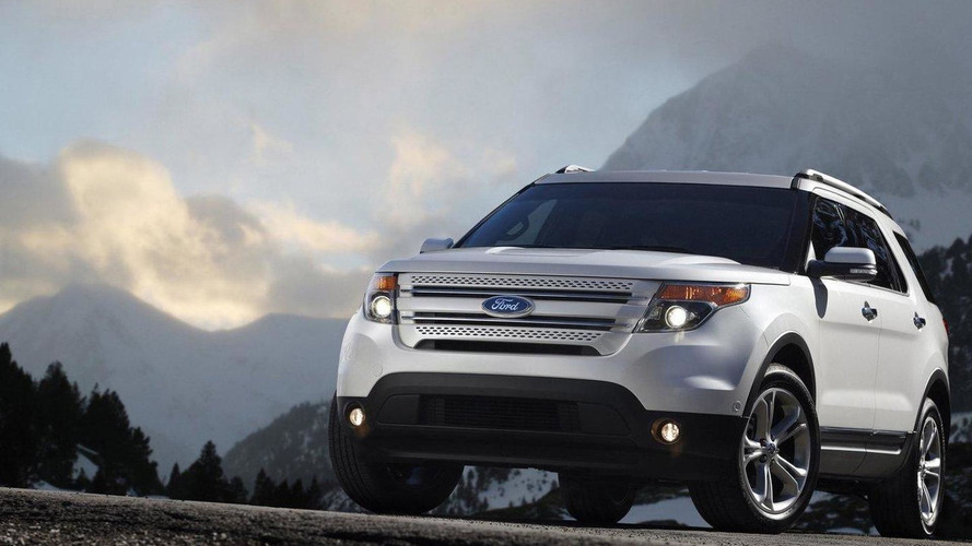 2011 Ford Explorer revealed [video]
