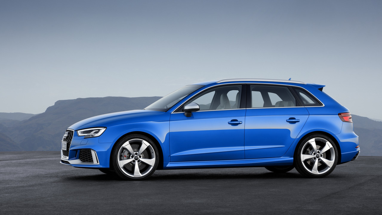 Audi Rs3 Production Temporarily Stopped For Europe Because