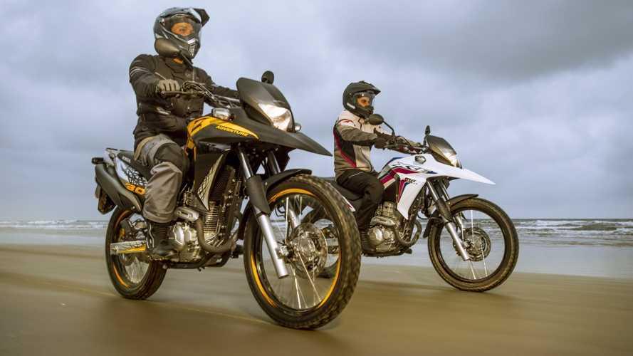 Honda XRE 300 lança edição especial Adventure com grafismos exclusivos