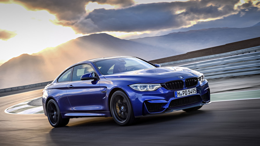 ¿Una vuelta en circuito con el BMW M4 CS 2017? ¡Encantado!