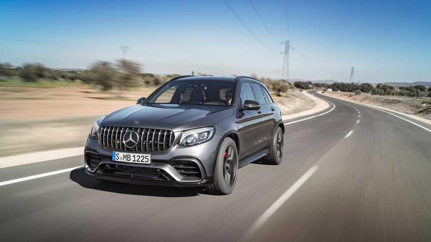 Vidéo – Mercedes-AMG GLC 63 S en action