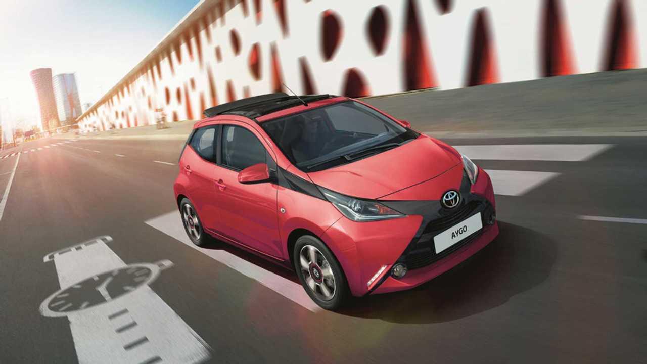 Toyota AYGO x-wave 2017
