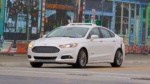 İkinci jenerasyon otonom Ford Fusion