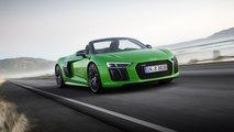 Audi R8 Spyder V10 Plus