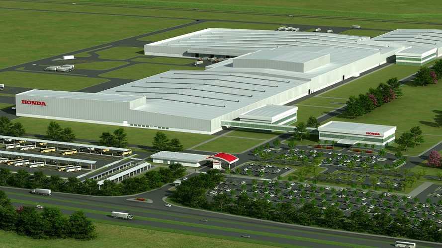 Honda transferirá produção de automóveis para nova fábrica de Itirapina (SP)