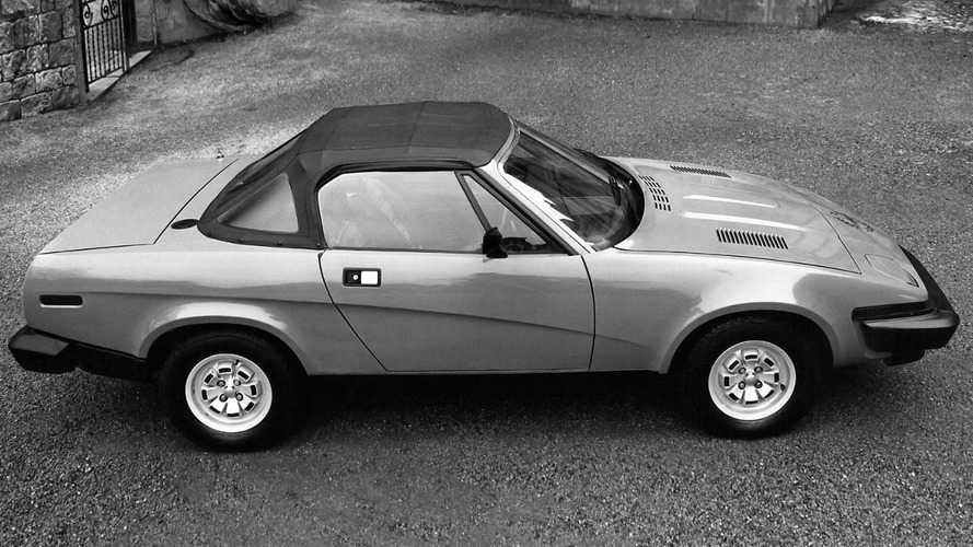 Worst Sports Cars: Triumph TR7