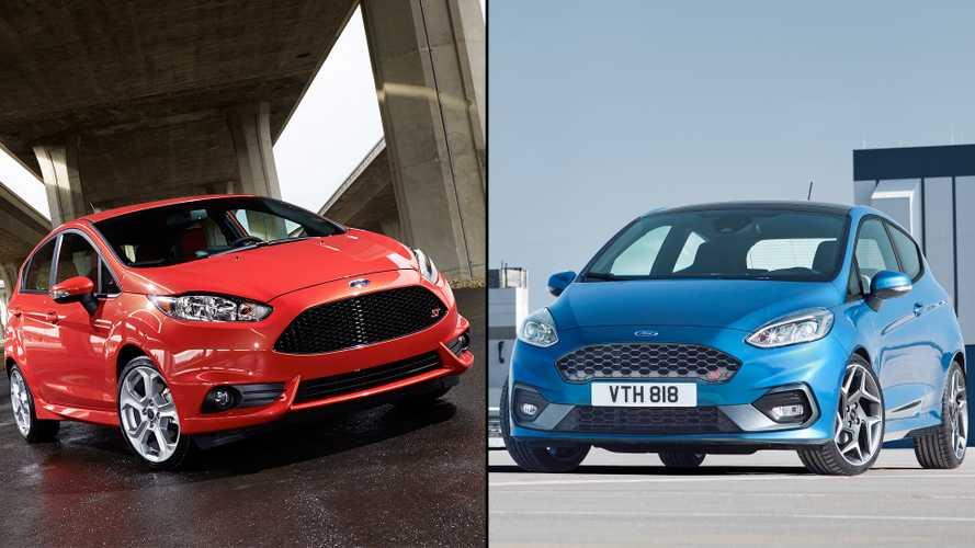 Eski vs. Yeni: Ford Fiesta ST'de neler değişti?