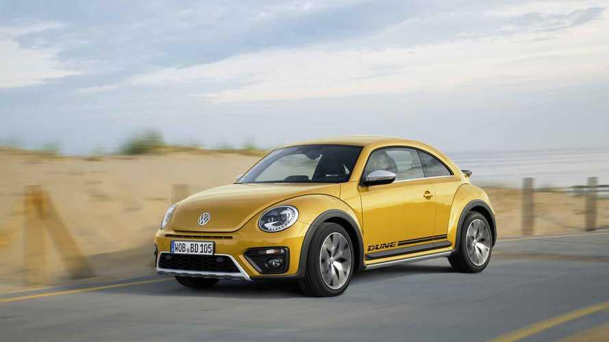 Volkswagen Fusca - 2017