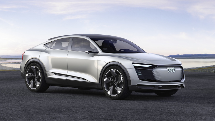 Audi E-Tron Sportback Production Confirmed For 2019 In Brussels