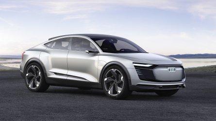 Audi e-tron Sportback Concept 2017: SUV, cupé y eléctrico