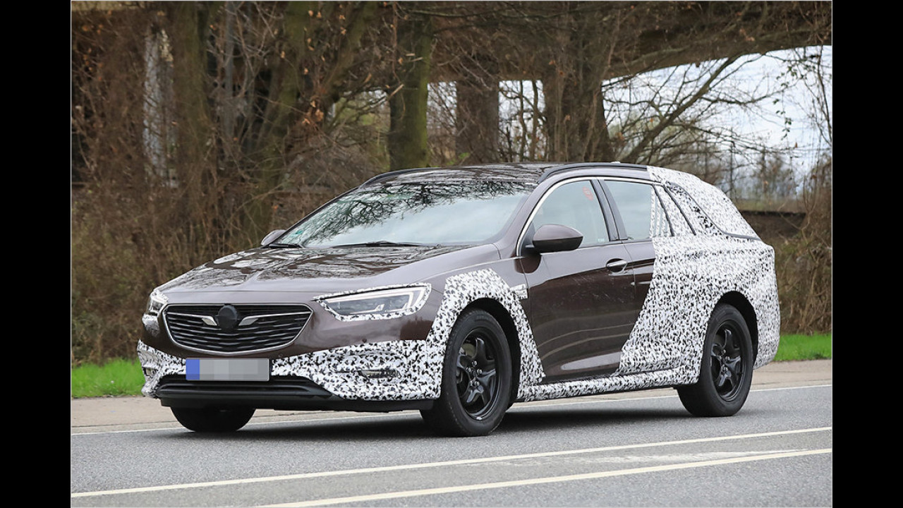 Opel Insignia Country Tourer