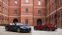 Maserati GranTurismo et GranCabrio 2017