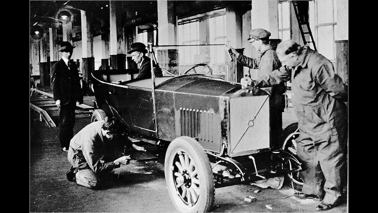 Volvo ÖV4 (1927)