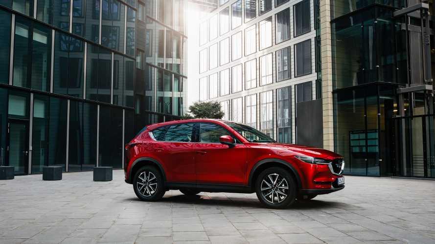 Mazda CX-5 2017: así es el nuevo SUV de Mazda