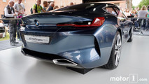 BMW Série 8 Concept Goodwood Festival of Speed 2017