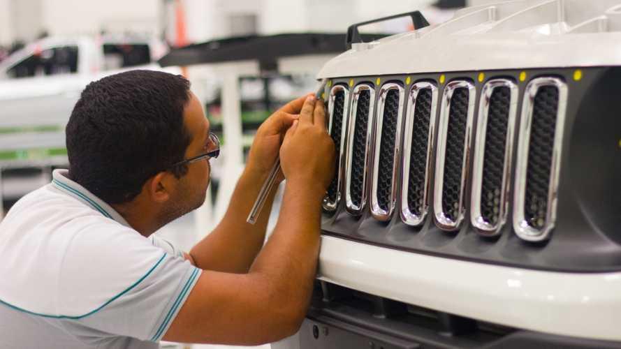 Produção de veículos subiu 24,6% em janeiro e exportação bate novo recorde