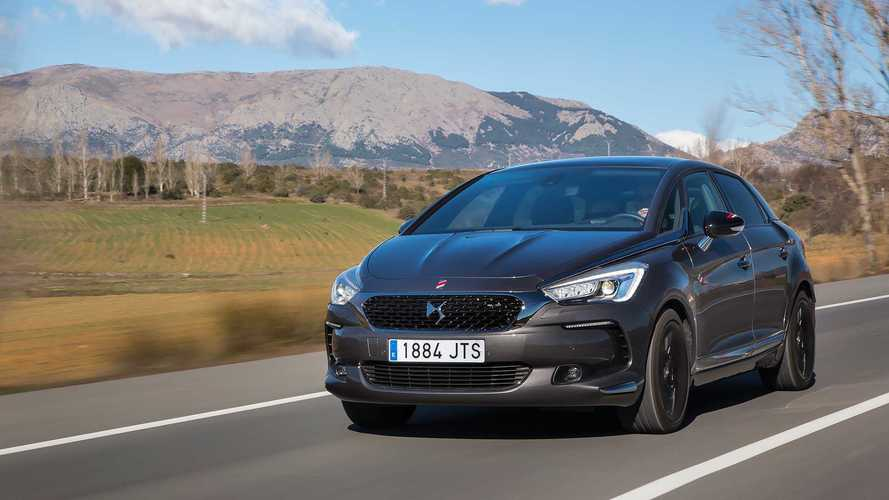 DS 5 BlueHDI 180 EAT6 Performance Line