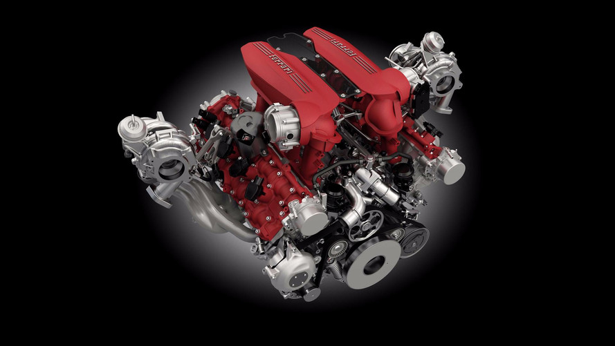 Motor Ferrari 3.9 V8 é eleito International Engine of the Year