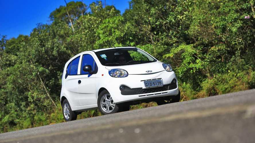 Chery QQ: fim da linha para o carro mais barato do Brasil