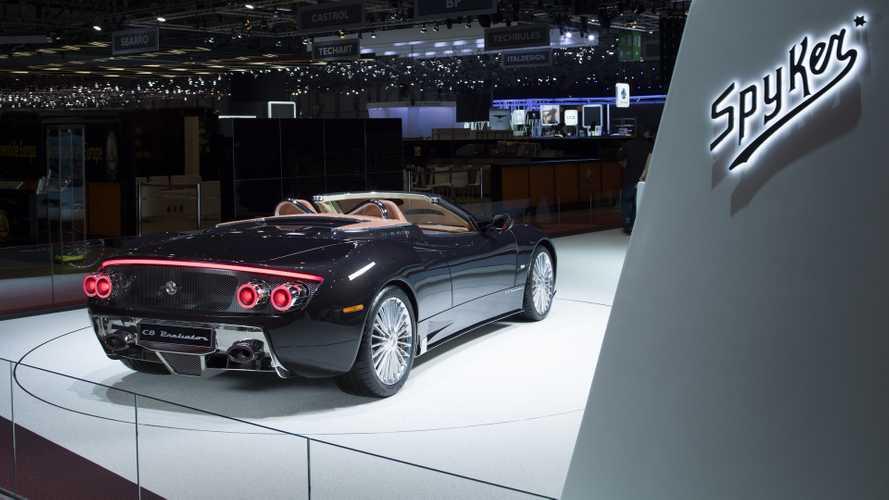 Le constructeur Spyker lâché par Koenigsegg