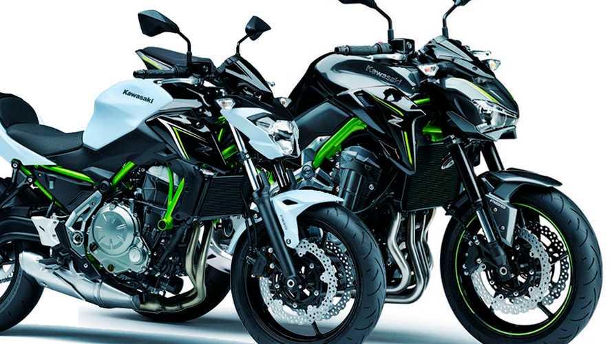 Segredo - Kawasaki realiza clínica com as novas Z650 e Z900 no Brasil