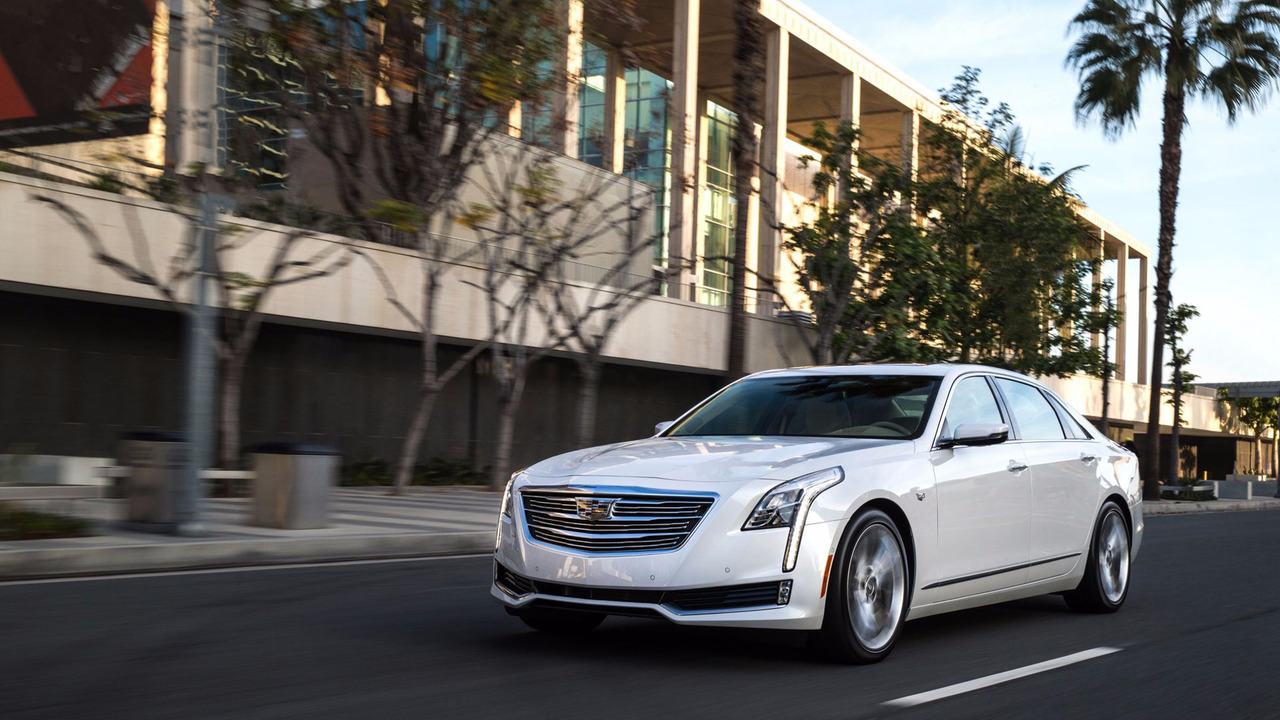2018 Cadillac CT6: Super Cruise Champion