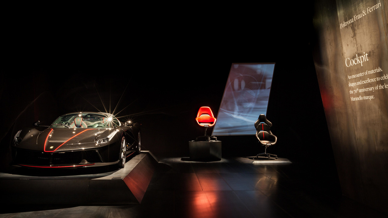 Ferrari Cockpit Office Chair