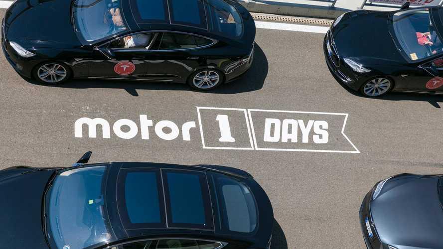 Motor1 Günleri'nin ilki İtalya'da yapıldı