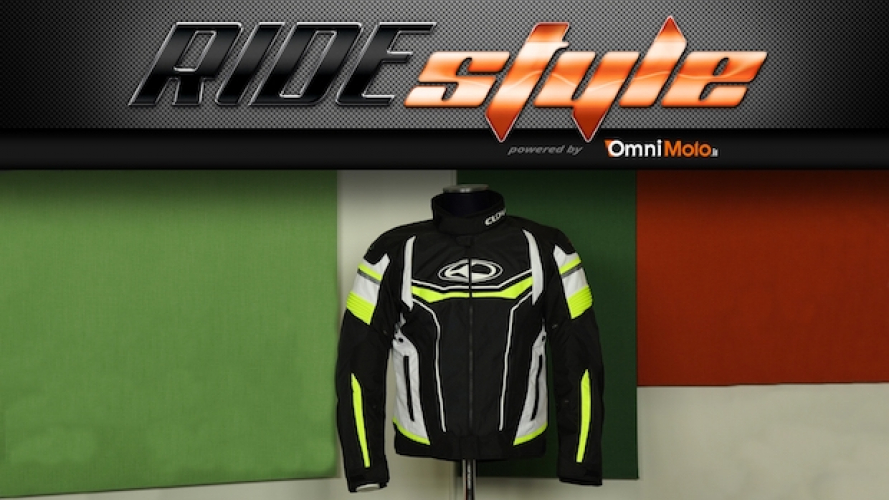 Ridestyle: giacca Clover Airblade-3