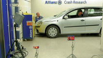 Volkswagen crash test