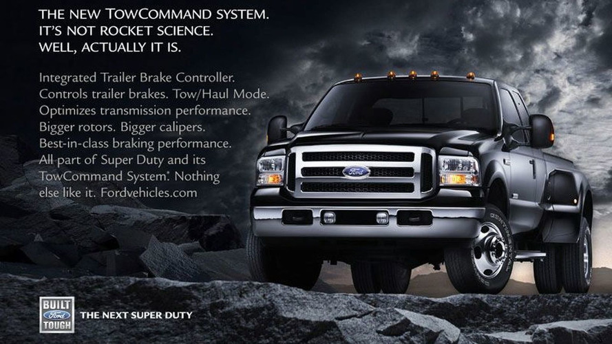 Ford Launches Bold New F-Series Super Duty Ads During NFL Kickoff Weekend