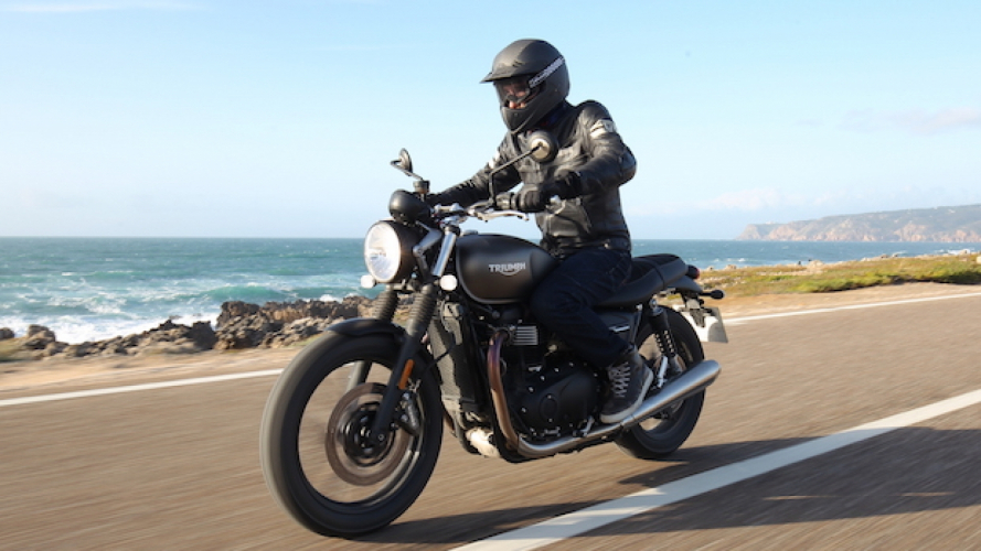 Triumph Street Twin 2019 - TEST