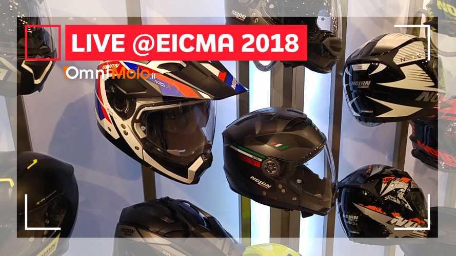 L'abbigliamento ad Eicma 2018 in 6 mosse
