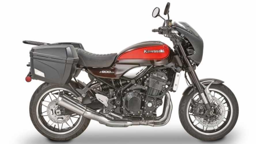 Kappa, la nuova linea accessori per la Kawasaki Z900RS
