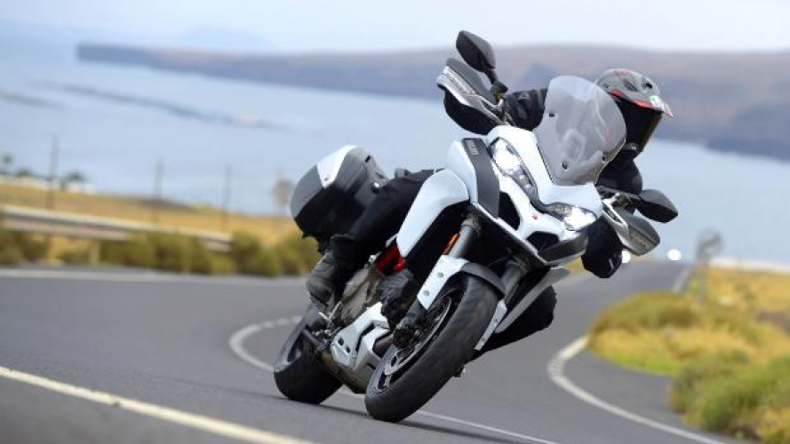 Ducati Multistrada 1200 2015 - TEST