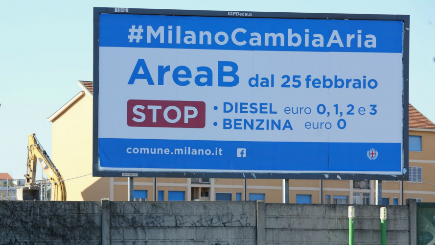 Milano: arriva l'Area B. Cosa cambia per le due ruote?