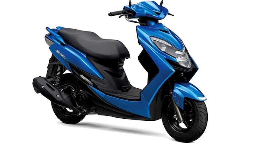 Suzuki Swish, il ruote basse per la città