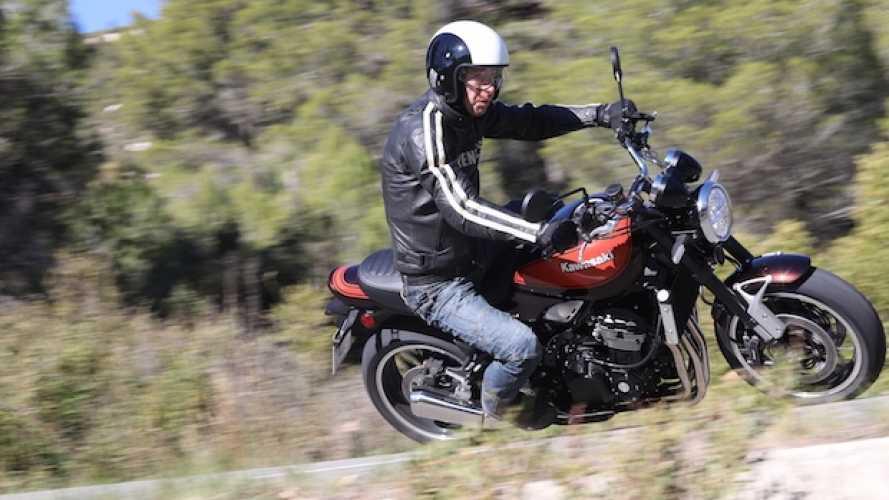 Kawasaki Z900RS - TEST