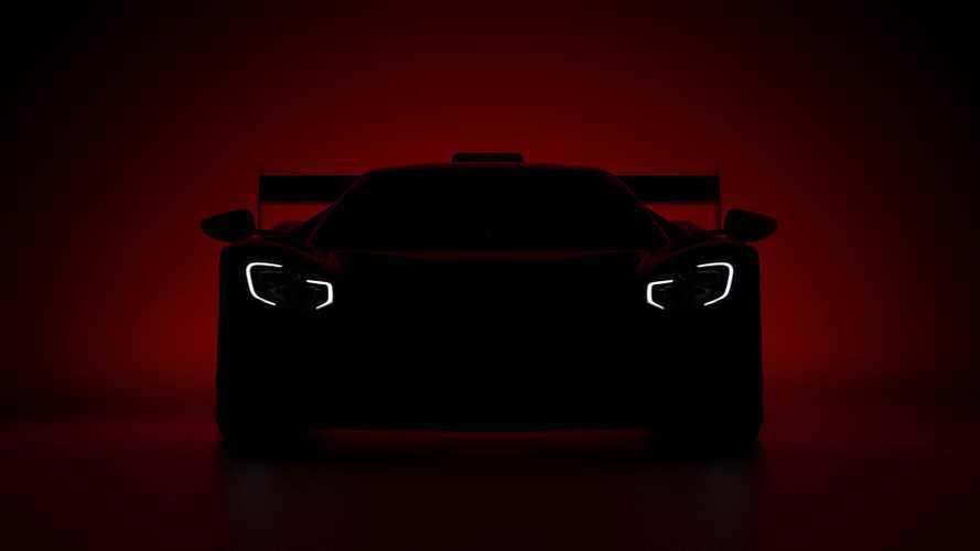 Une Ford GT spéciale sera dévoilée à Goodwood