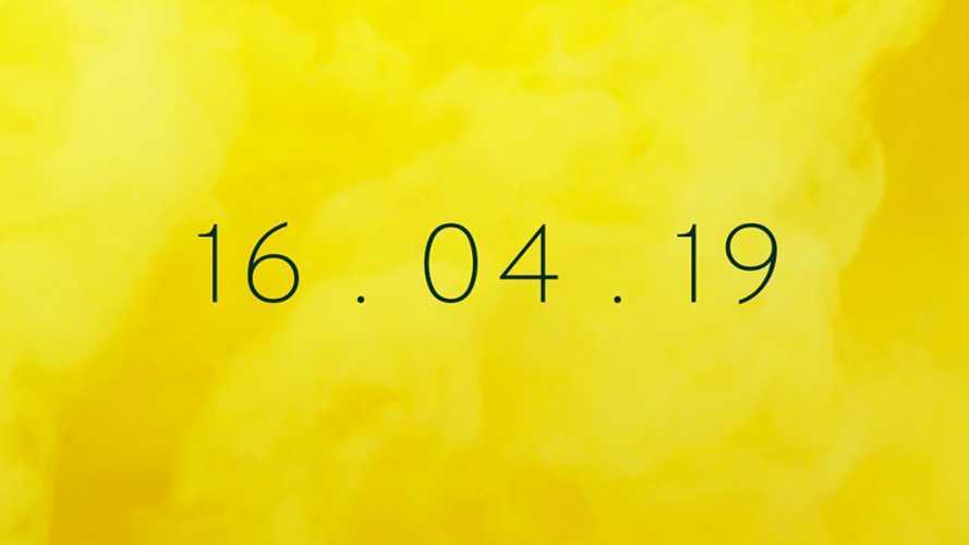 Lotus, 16 Nisan tarihli sarı bir teaser yayınladı