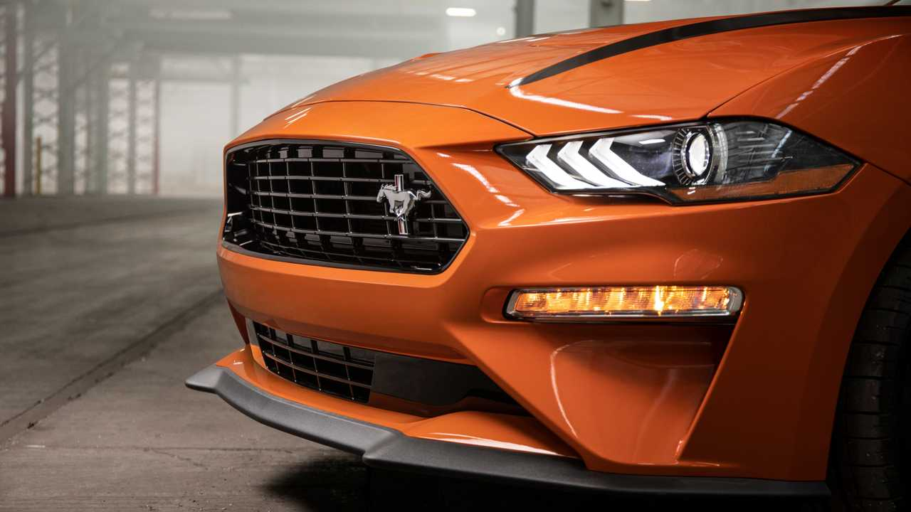 Ford Mustang 2.3L 2019