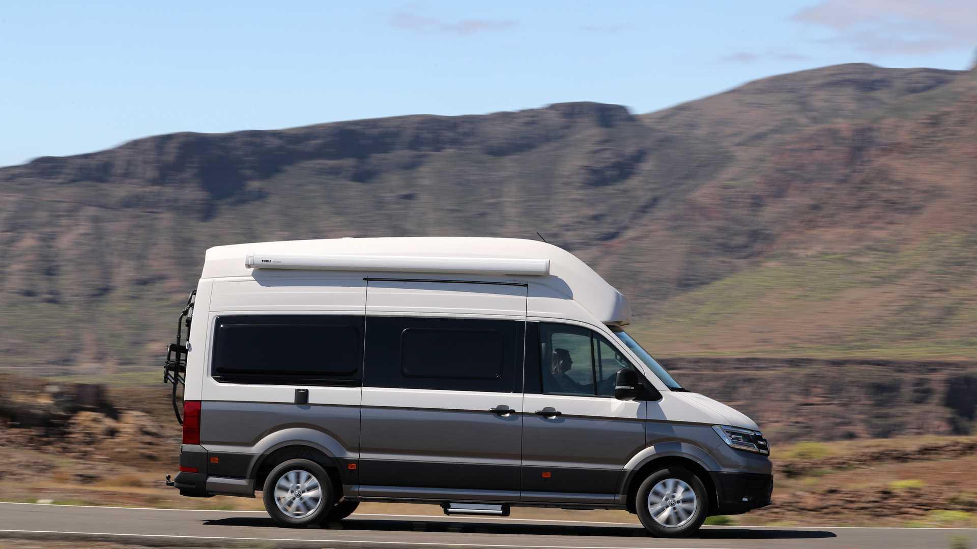 Volkswagen Grand California 2019, la autocaravana a lo grande
