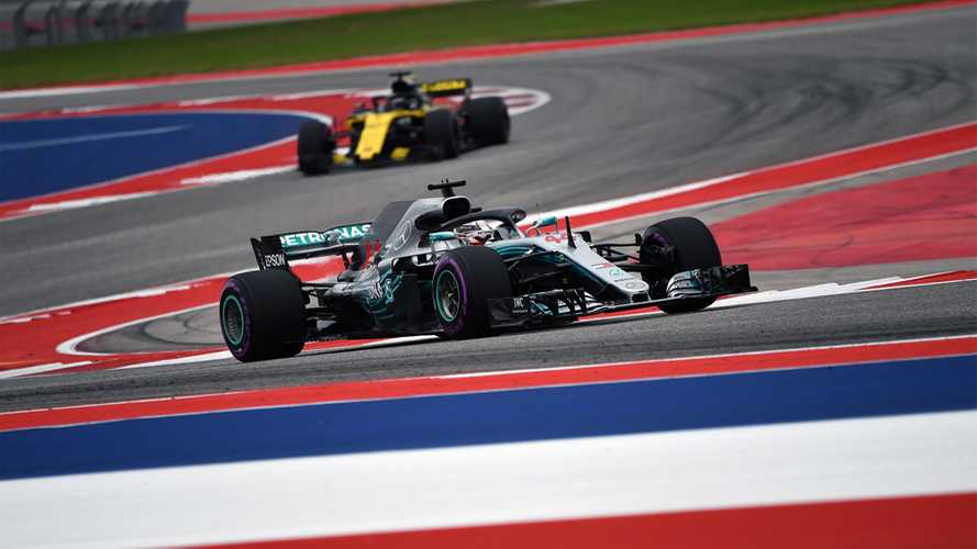 Motor1.com Exclusive: Enter To Win A 2019 Formula 1 U.S. Grand Prix VIP Experience