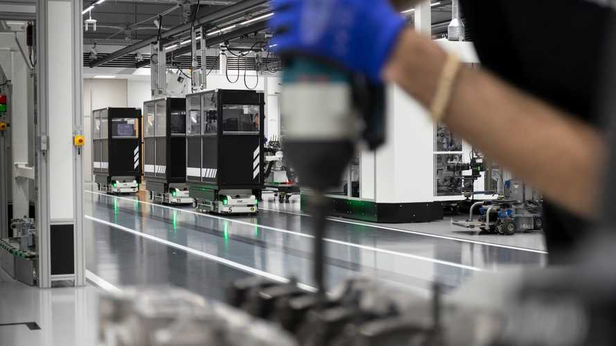 Mercedes-AMG: motor M 139