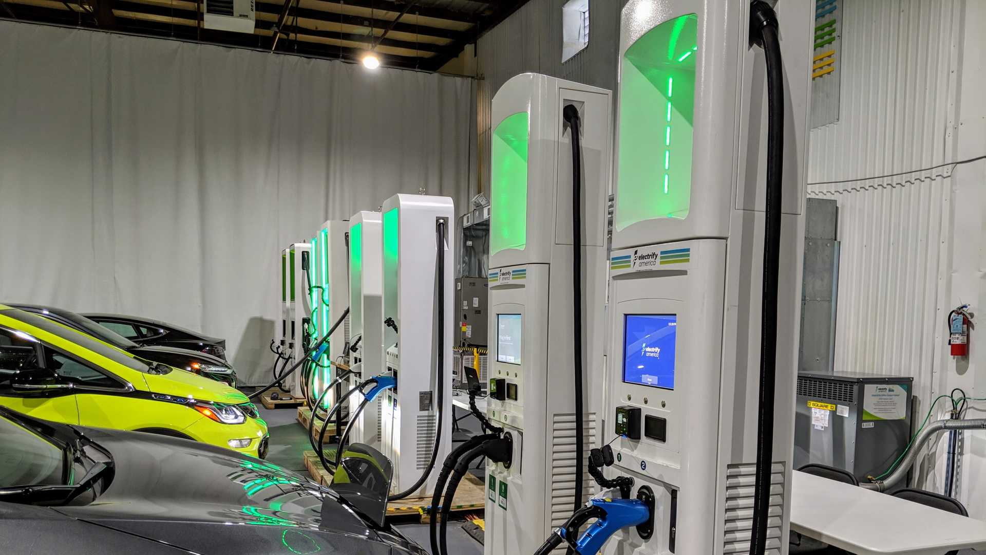 "Electrify America Hosts ""Charge Forward"" Technology Workshop"