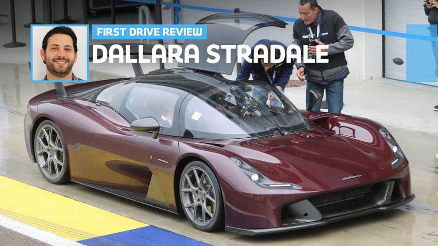 Dallara Stradale first drive