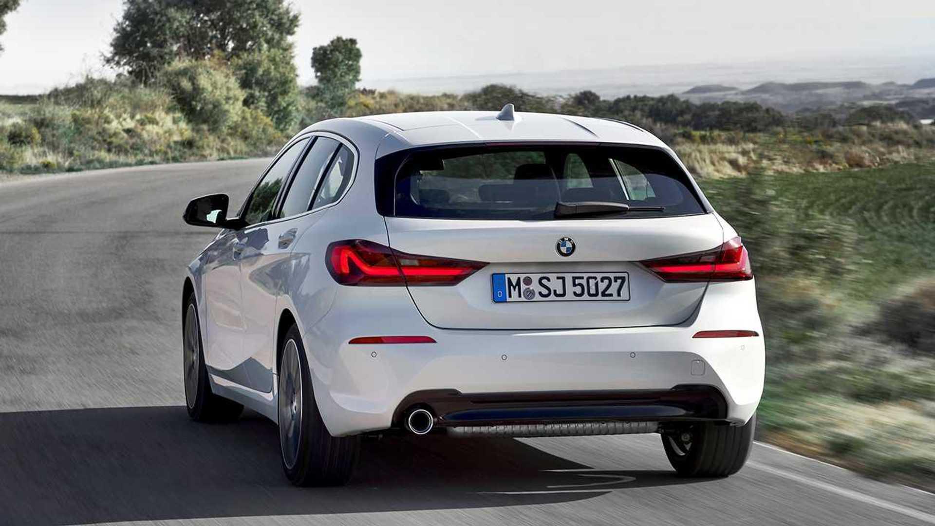 BMW Série 1 será elétrico mais barato da marca e chega em 2021