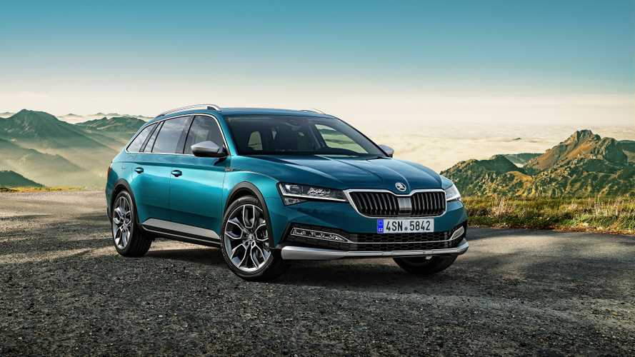 Škoda Superb Scout (2019) - La Superb des champs