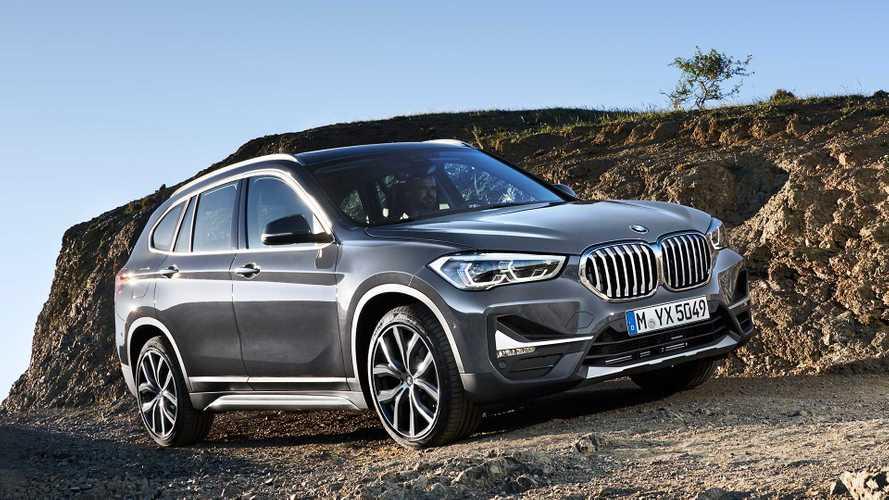 Les tarifs du BMW X1 xDrive 25e débutent à 46'500 euros