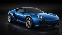 Vergessene Studien: Lamborghini Asterion (2014)
